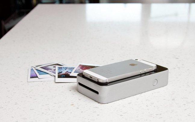 Εκτύπωση φωτογραφιών απευθείας από την οθόνη του κινητού