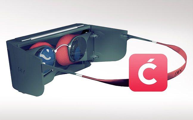 Κράνος εικονικής πραγματικότητας για το iPhone 6