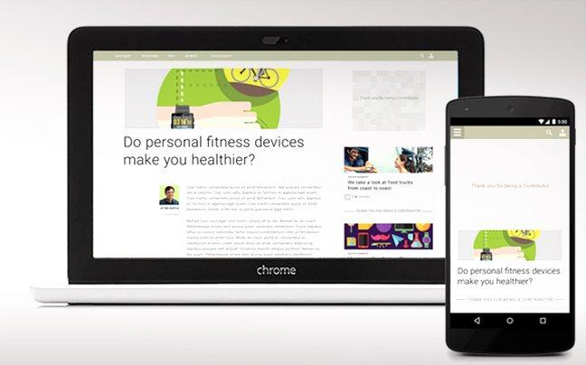 Νέα υπηρεσία της Google καταργεί τις διαφημίσεις στο ίντερνετ