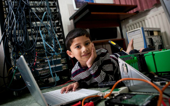 Ο πεντάχρονος που πέρασε το τεστ της Microsoft