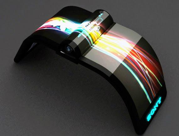 Υπολογιστής που φοριέται στον καρπό, το μέλλον της Sony