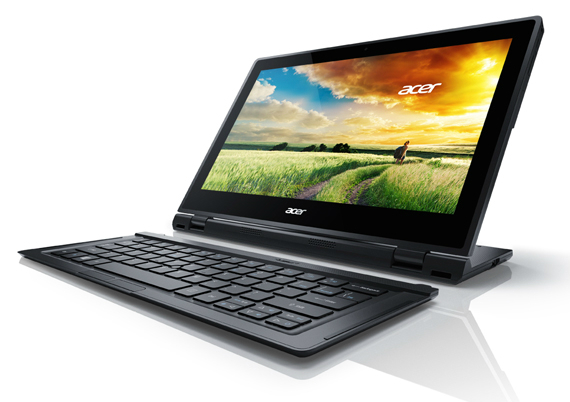 Acer Aspire Switch 12, convertible PC πέντε σε ένα