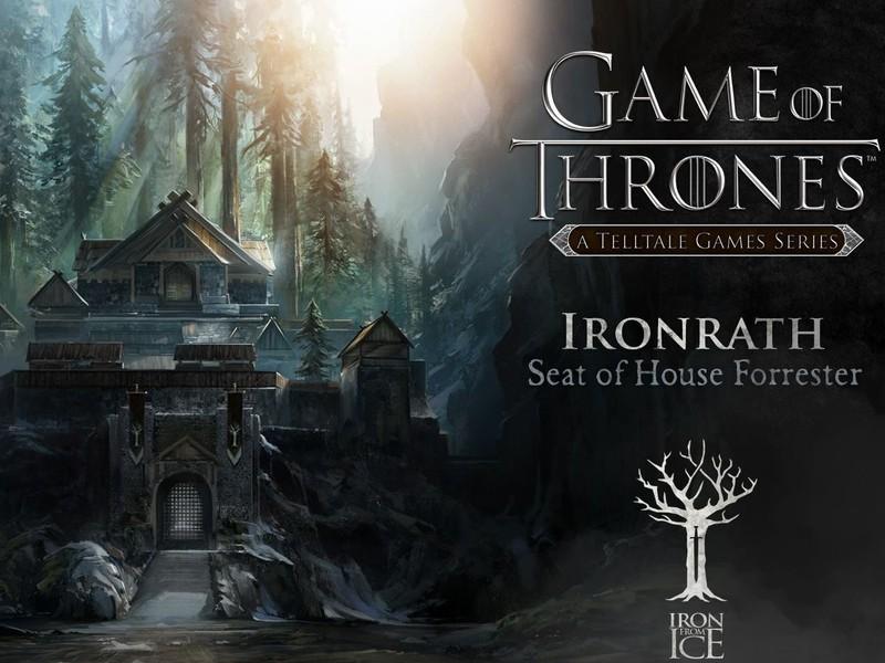 House Forrester ο νέος τίτλος της Telltale Games βασισμένος στο Game of Thrones