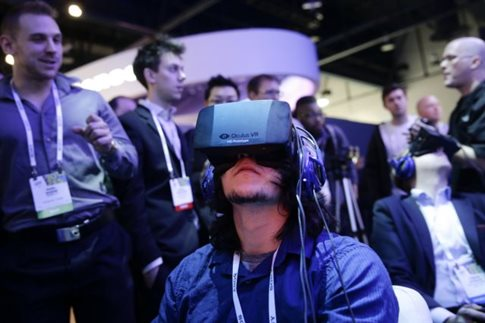 Oculus: Sony, μεταξύ μας, «τα γυαλιά VR δεν πρέπει να προκαλούν ζαλάδα»
