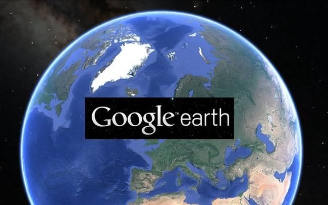 ΔΕΚΑ ΕΓΚΛΗΜΑΤΑ ΠΟΥ ΕΞΙΧΝΙΑΣΤΗΚΑΝ ΑΠΟ ΤΟ GOOGLE EARTH