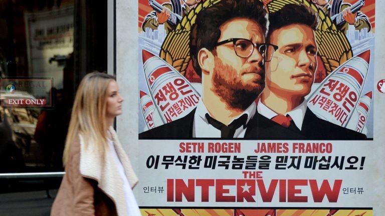Μέσω του «iTunes» θα διαθέτει η Apple την ταινία «The Interview»