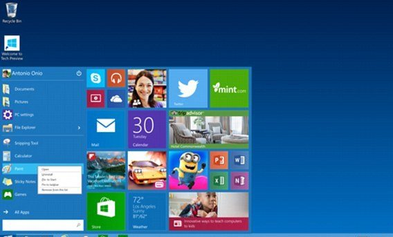 Τον Ιανουάριο η παρουσίαση των Windows 10