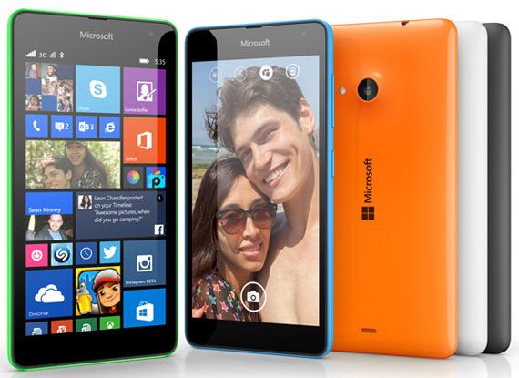 Lumia 535, η Microsoft επιβεβαιώνει τα προβλήματα με την οθόνη αφής