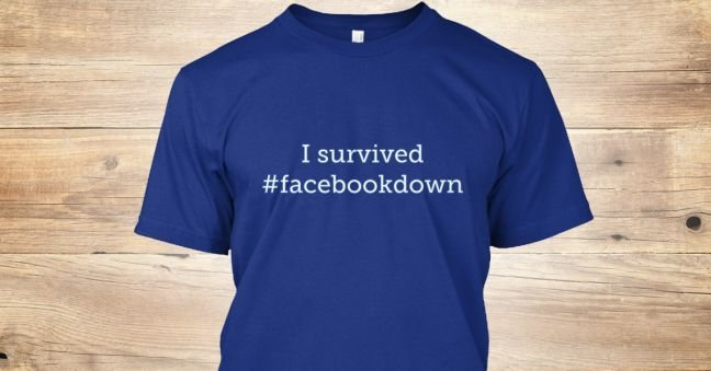 To Facebook κατέρρευσε και οι χρήστες φρίκαραν
