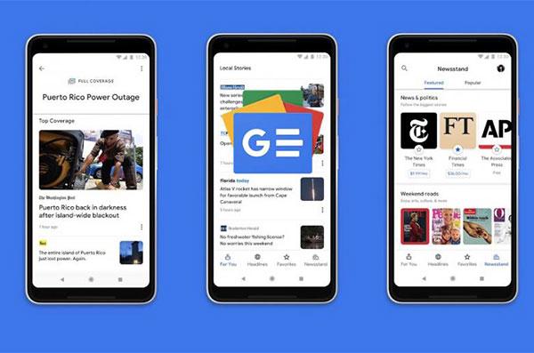 Διαθέσιμη η ριζικά ανανεωμένη υπηρεσία για συσκευές Android και iOS
