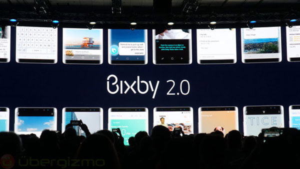 Επιβεβαιώθηκε ότι μαζί του θα γίνει το ντεμπούτο της ψηφιακής βοηθού Bixby 2.0